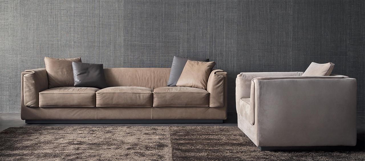 фото интерьера и мягкой мебели из искусственной замши