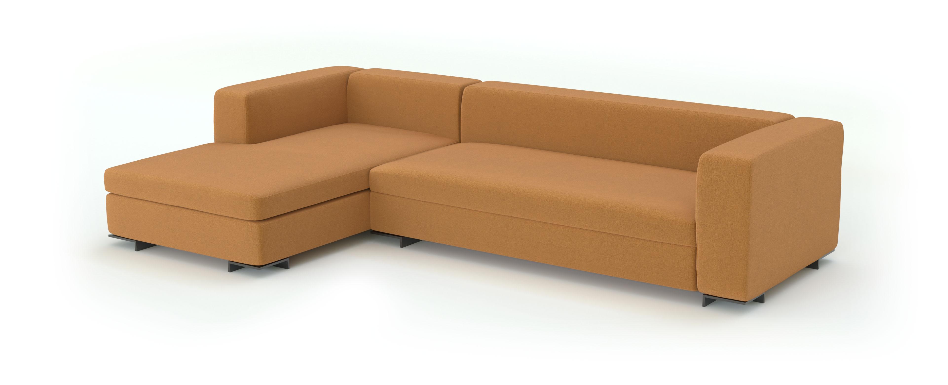 замша ткань для мебели 3d модель дивана